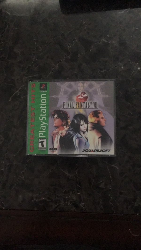 Ps1 final fantasy 8