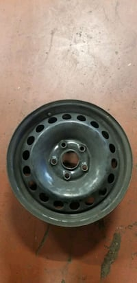 "15"" 5/112 4 steel rims Mississauga"