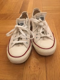 Paire de baskets basses blanches Converse All Star Viroflay, 78220