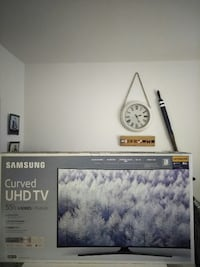 "Samsung 55 ""buet Smart 4K UHD LED TV UN55MU650D Bergen"