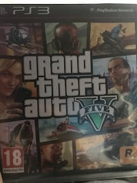 Grand theft auto V ps3 Oslo, 1279