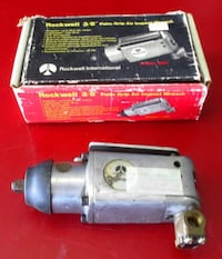 Rockwell International Model 2209 Air Impact Wrench