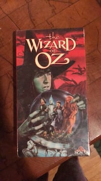 The Wizard of Oz VHS Fairfax Station, 22039