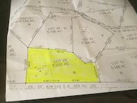 5 acre lot in Gerrardstown ,West Virginia Gerrardstown