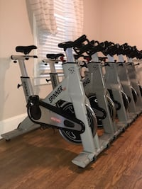 Full Commercial NXT Spin Bikes