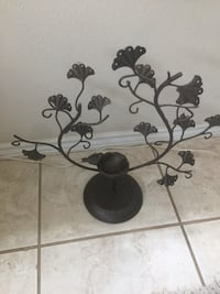 Antique decorative tree/ bird metal Katy, 77450