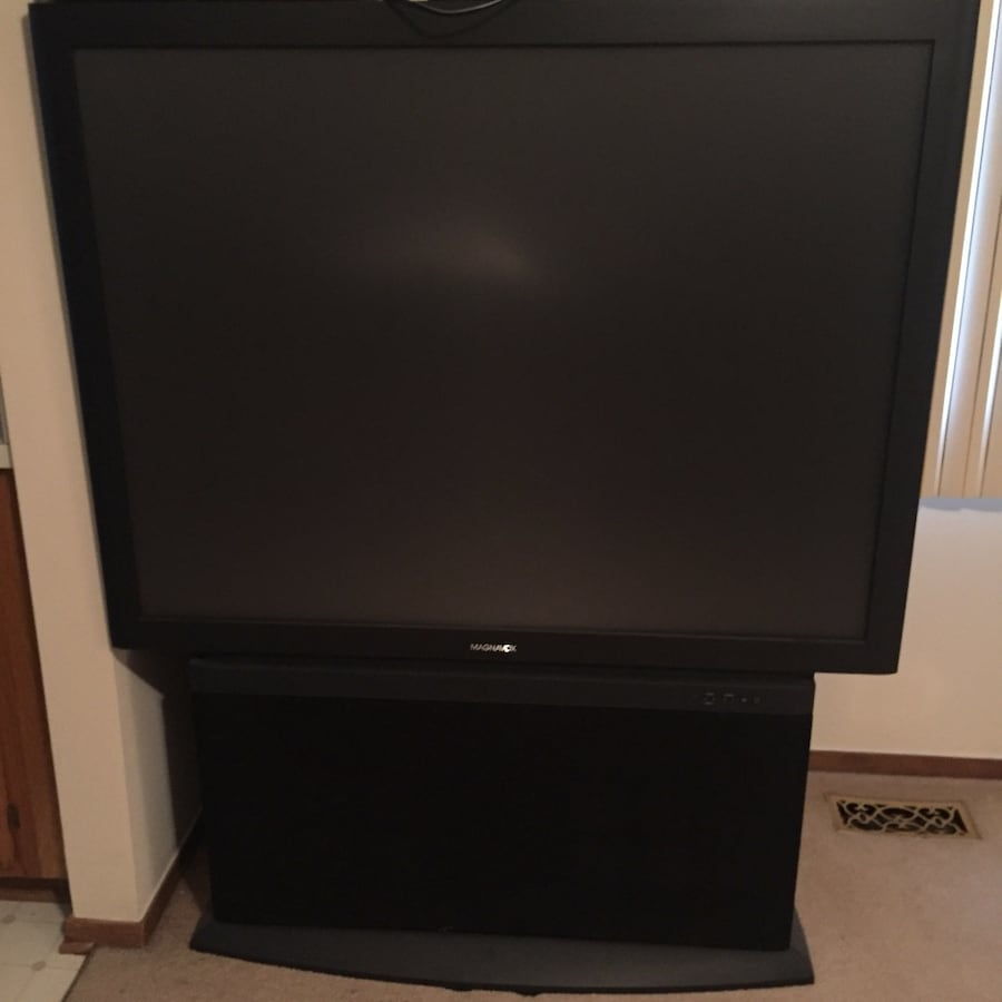 "55"" Magnavox projection TV"