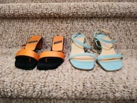 BRAND NEW Women's Size 5 Sandals, $25 each Woodbridge, 22193