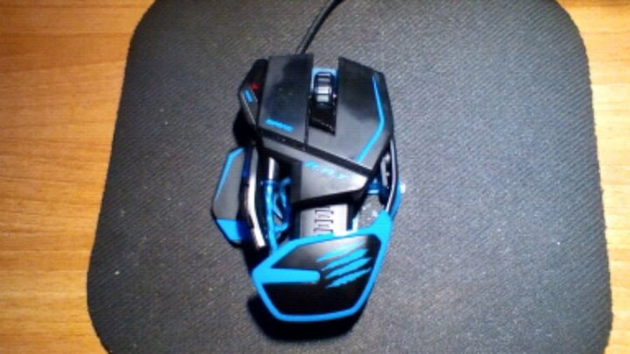 Rat Gaming Mouse 2