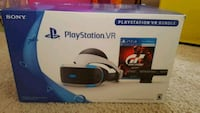 Playstation VR Gran Turismo bundle Herndon, 20170