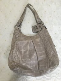 Gently-Used Croc Coach Bag.  Boynton Beach, 33435