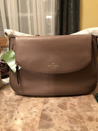 Taupe leather Kate Spade Springfield, 19075