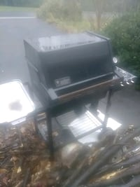 Weber gas grill w/quick release nozzle system $30 Fairfax, 22032