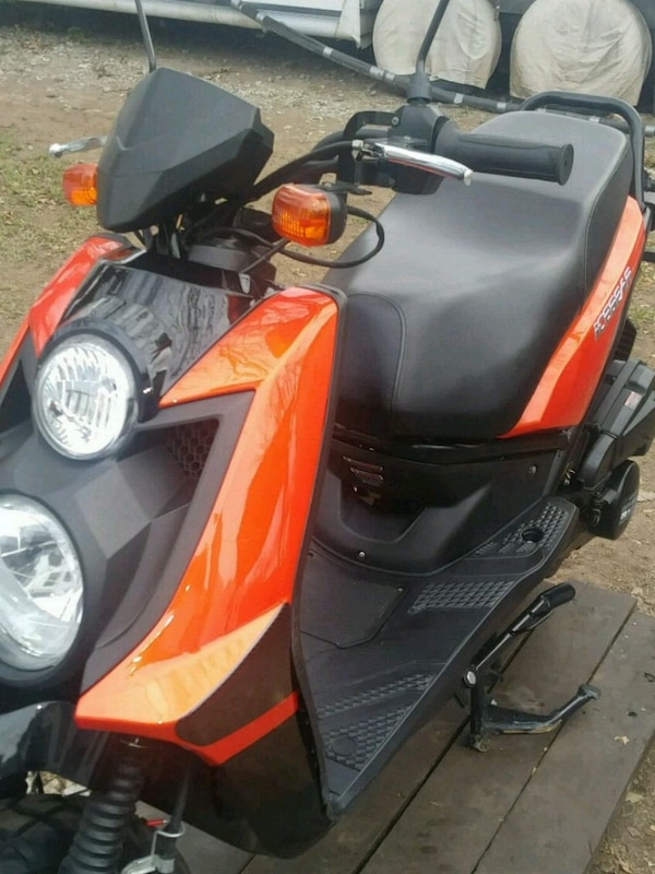 2018 Icebear vision 150cc scooter