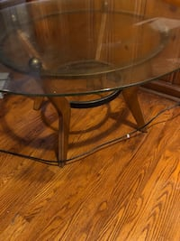 Glass end tables Augusta, 30906