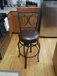 "Kingston 34"" Swivel Barstool Arlington, 22201"