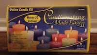 VOTIVE CANDLE KIT AND WIRE WICKING Stafford, 22554