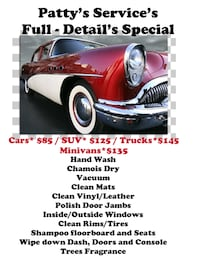 Car detailing Anchorage