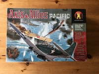 Axis & Allies Pacific board game