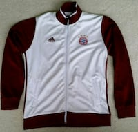 white and red Nike zip-up jacket Indianapolis, 46250