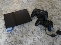 PS2 Play Station 2 Slim System and Games Thames Centre, N0L 1G2