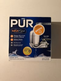 Pur water filter with box Fairfax, 22033