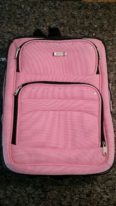 Pink Small Suitcase