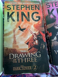 Stephen King's The Dark Tower collection.  Providence, 02904