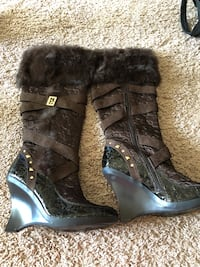 Baby phat boots District Heights, 20747