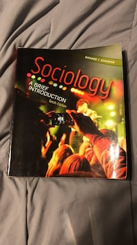 Sociology book
