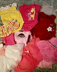 15 piece lot baby girls clothes 0/3 month lot (15  Blountville, 37617