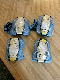 Minion knee n elbow pads Howell, 48855