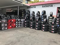 BUY 4 NEW TIRES GET FREE ALIGNMENT CALL OR TEXT FOR A QUOTE  [TL_HIDDEN]