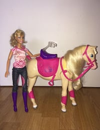 Barbie y su caballo Madrid, 28043