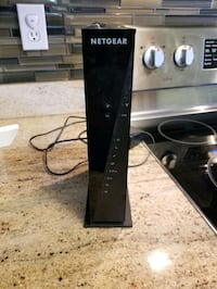 Netgear N600 WiFi Cable Modem Routet combo Brockton