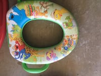 Baby's green and blue potty seat Mc Lean, 22102