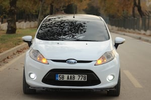 2011 Ford Fiesta 5K 1.4 68PS TDCi MY FIESTA