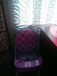 baby's purple and blue high chair Martinsburg, 25404