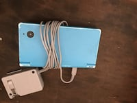 blue Nintendo DS i with charger Pearland, 77584