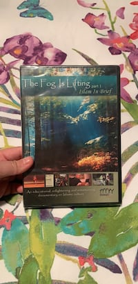 The Fog is Lifting dvd case Mississauga, L5M 3L2