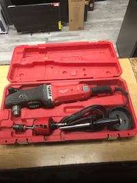 "Milwaukee 1680-21 13 Amp 1/2"" Super Hawg Joist & Stud Drill ...... Baltimore, 21216"