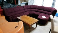 Fabric sectional  Mississauga, L4X