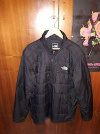 Giacca con zip The North Face nera