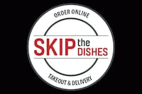 Gift card SkipTheDishes 120$ for 300$ of food 536 km