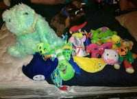19 Stuffed Animals for Throws Crossposted Metairie, 70001