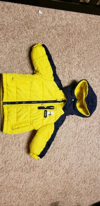 Winter Jacket (Child of mine by Carter's 6-9M)