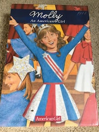 Molly An American Girl storybook Portage, 53901