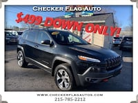 ONE OWNER ! ! ! 2016 Jeep Cherokee Trailhawk 4WD