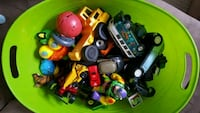 62 pieces toy cars London, N6G 5N1