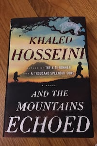 And The Mountains Echoed by Khaled Hosseini Oakville, L6H 1E7